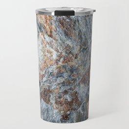 Slate Iron Rock Pattern (Norway) Travel Mug