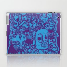 All Day Doodle Laptop & iPad Skin