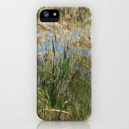 Beauty in the Everglades iPhone Case