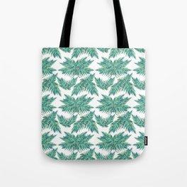 Djungel fever- retro palmtree Tote Bag