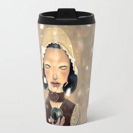 Snowhite Travel Mug