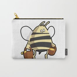 Honey Bee Worker Carry-All Pouch