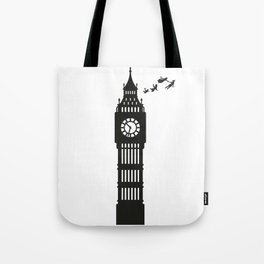 And Straight on 'Till Morning Tote Bag