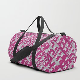 3D DECO BG X.3 Duffle Bag