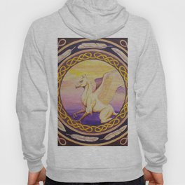The Guardian - Celtic Griffin mandala Hoody