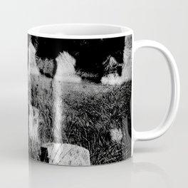4x5 black and white film photogaph. limited edits. no flters. Coffee Mug