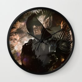Starling City Vigilante - ARROW Wall Clock
