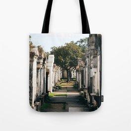 Lafayette Cemetery #1 Tote Bag