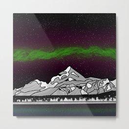 Mount Saint Elias Metal Print