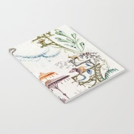 Enchanted Forest Chinoiserie Notebook
