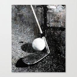 The golf club Canvas Print