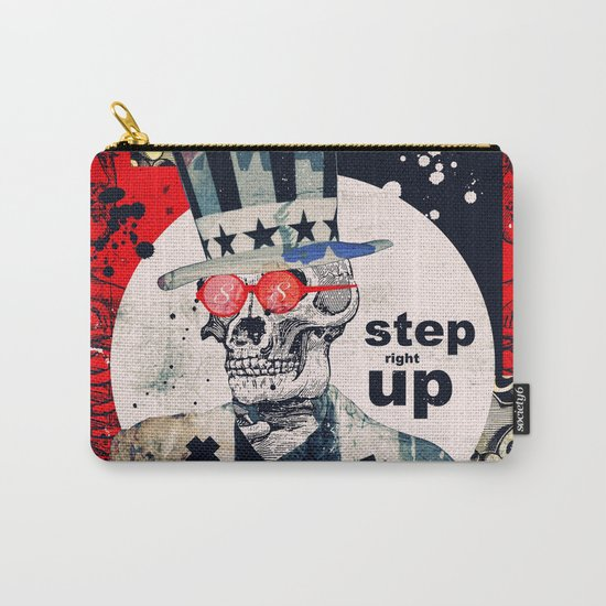 Step Right Up Carry-All Pouch