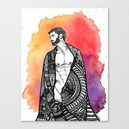 Prince Of Egypt Canvas Print