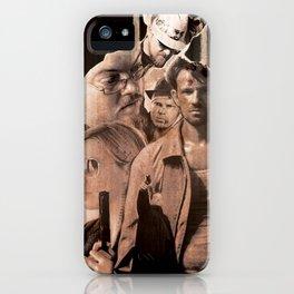 Goons iPhone Case