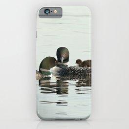One happy family iPhone Case