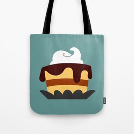 Pastry-Blue Tote Bag