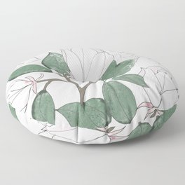 Magnolia. Floor Pillow