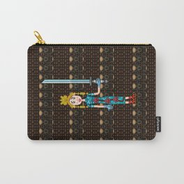 Sinagtala at 21 Years of Age Carry-All Pouch