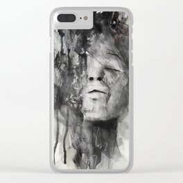 Untitled 07 Clear iPhone Case