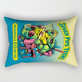SEWER PIPE TEENS: Morbid-LEO-bese Rectangular Pillow