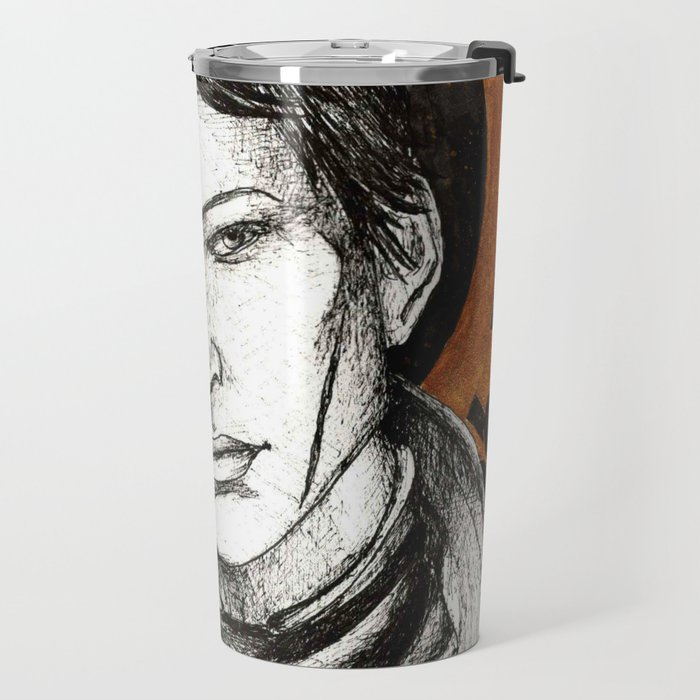 Ladies of Dragon Age: Cassandra Travel Mug