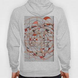 Abstract Composition 335 Hoody