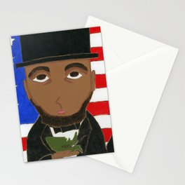 President Lincoln Stationery Cards