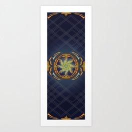 Doran Clan Symbol Art Print