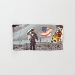 American Moon Landing Hand & Bath Towel