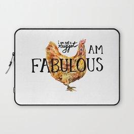 I AM FABULOUS Laptop Sleeve