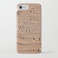 dune iPhone & iPod Cases featuring SAND DUNE  by CAPTAINSILVA