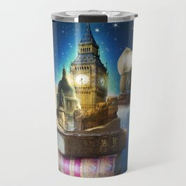 Stories from the second star Travel Mug