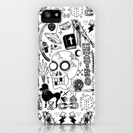Tattoo 1 iPhone Case