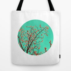 spring tree XXI Tote Bag