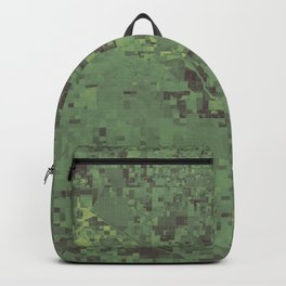 Crops of California - Enchanted Teal Pastures Backpack