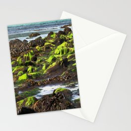 The irresistible sea Stationery Cards