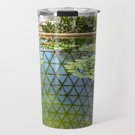 Botanical Garden reflection Travel Mug