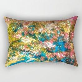 love through the lens Rectangular Pillow