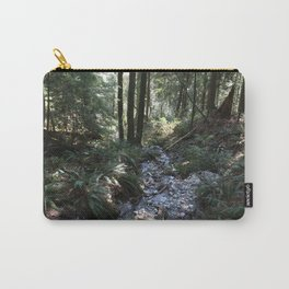 Quarry Rock Deep Cove trail 2 Carry-All Pouch