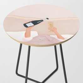 Morning Wine Side Table