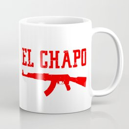EL CHAPO Coffee Mug