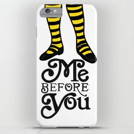 Me Before You iPhone Case