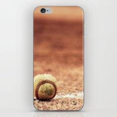 Fair Ball fine art photography iPhone & iPod Skin