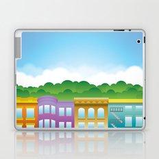 Brooklyn Brownstones Laptop & iPad Skin