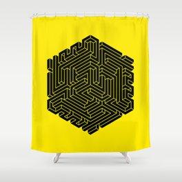 Mallet Shower Curtain