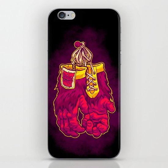 GORILLA GLOVES iPhone & iPod Skin