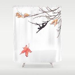 Gravity by Lars Furtwaengler   Colored Pencil   2015 Shower Curtain