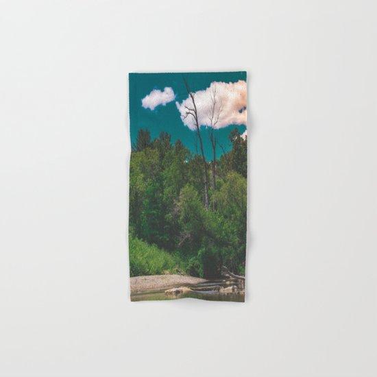 River Days Hand & Bath Towel