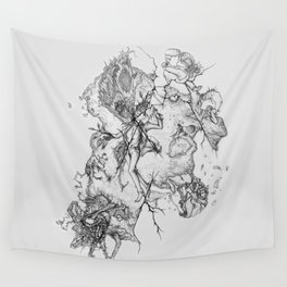 Say Hello To Scarecrow Wall Tapestry