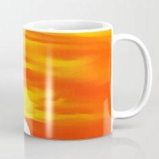 Orange Sunset Mug